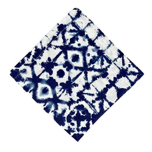 Baptist Ink Blue Napkin - Set of 2