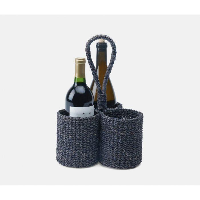 Blue Pheasant-Voru Navy Wine Caddy