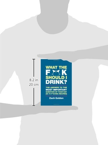 What The F--k Should I Drink? Recipe Book