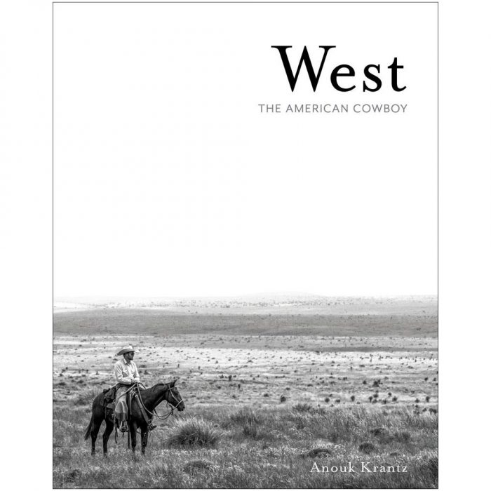West: The American Cowboy - Book