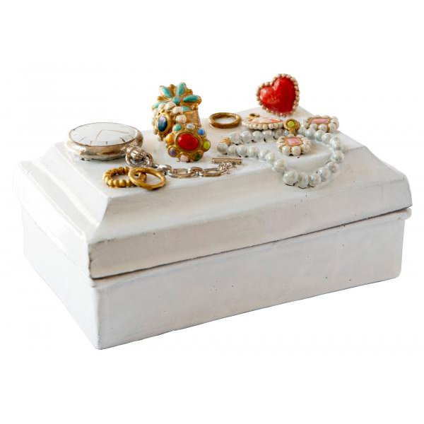 Astier De Villatte Jewellery Box