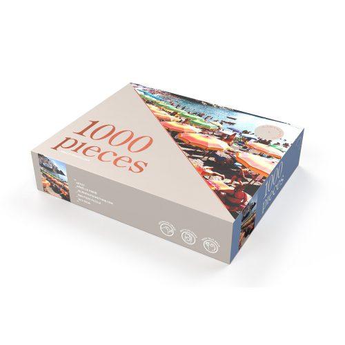 Amalfi Neapolitan 1000 Piece Puzzle