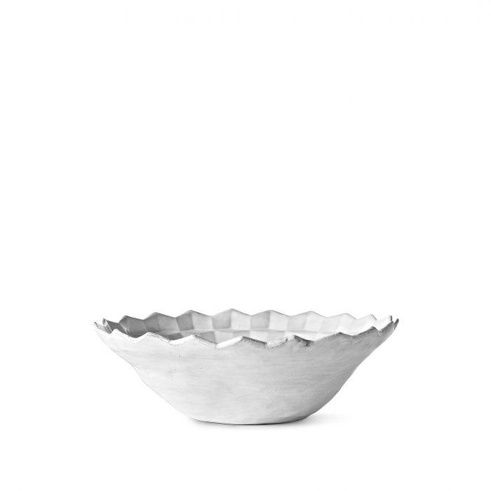 Astier De Villatte Cube Salad Bowl