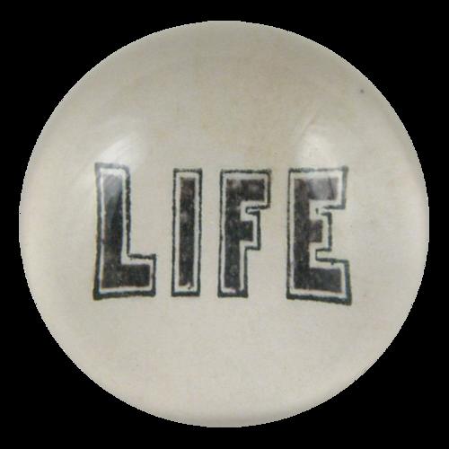 John Derian - Life Dome Paperweight