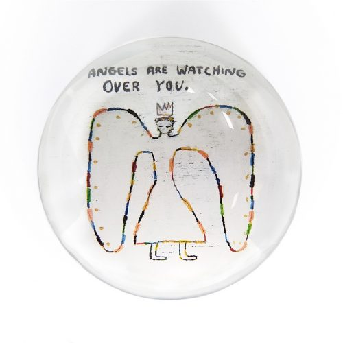 Angels are Watching Over You