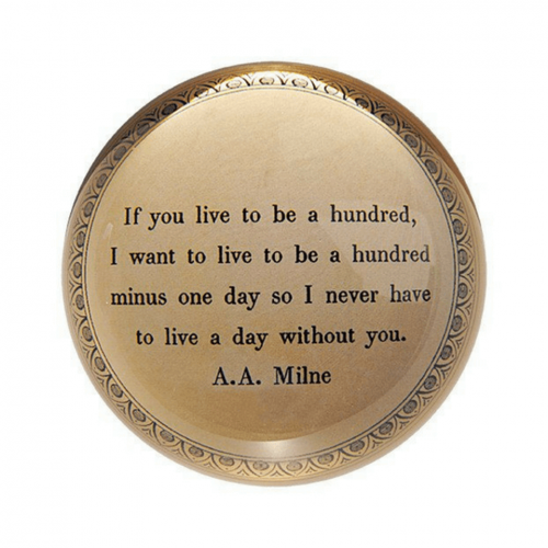 If You Live To Be