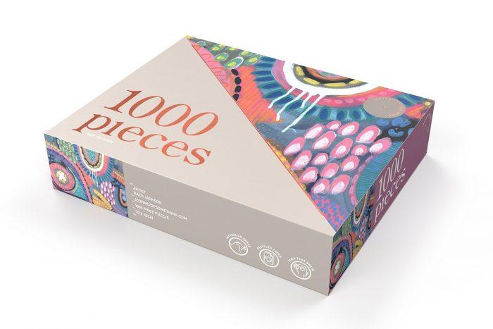 """Day Tripper"" 1000 Piece Jigsaw Puzzle"