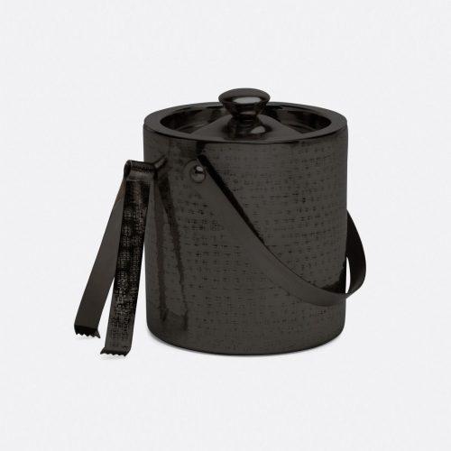Winsford Black Nickel Ice Bucket