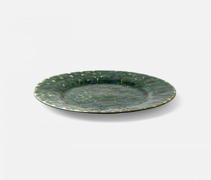Blue Pheasant-Bria Teal Salad/Desert Plate-Set of 2