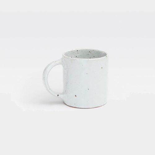 Marcus White Salt Glaze Mug-Set of 2