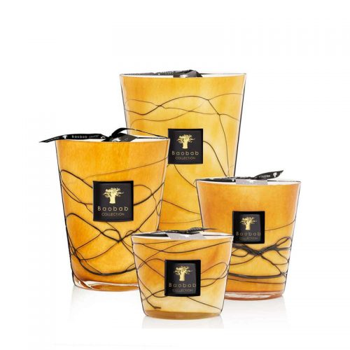 Baobab Candle Collection - FILO ORO