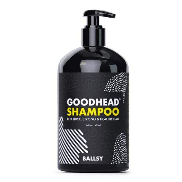 Ballsy Men's - Goodhead Strengthening Shampoo