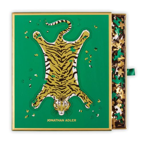 Jonathan Adler Safari 750 Piece Shaped Foil Jigsaw Puzzle