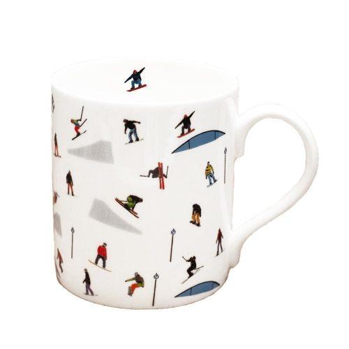 Powderhound Freestyle Ski Mug