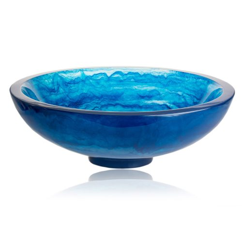 Lily Juliet Sorrento Bowl Navy Blue